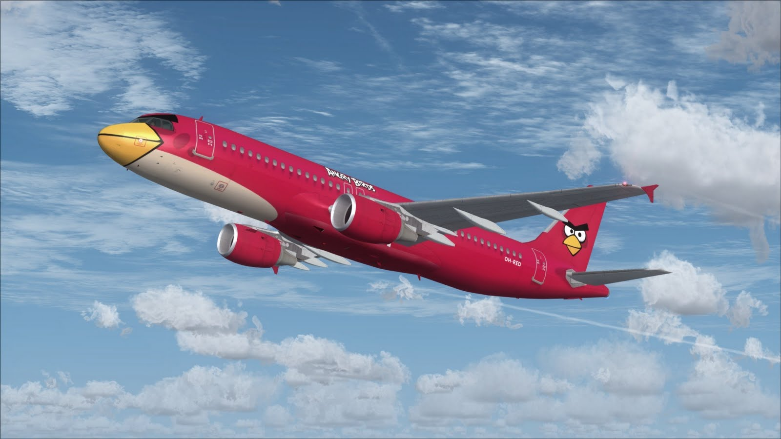 Angry Birds Airplane - Aircraft (2)