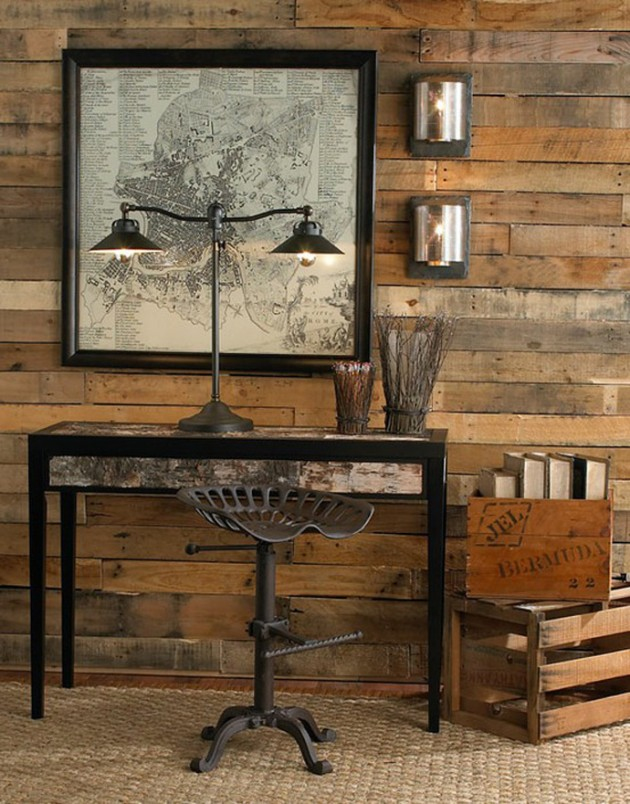 Creative Ways To Recycle Wooden Pallets (19)