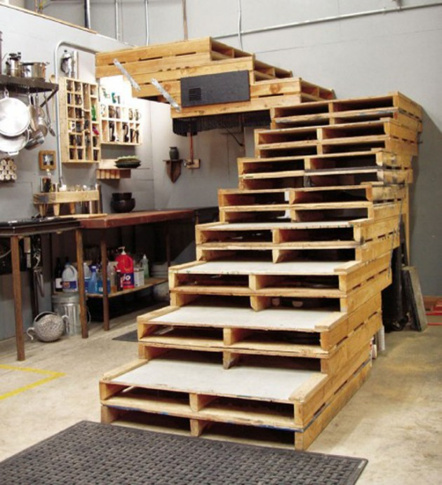Creative Ways To Recycle Wooden Pallets (22)