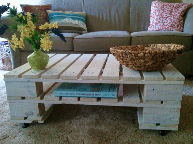Creative Ways To Recycle Wooden Pallets (27)