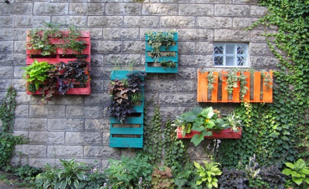 Creative Ways To Recycle Wooden Pallets (31)