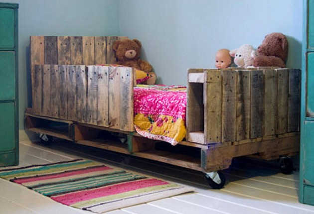 Creative Ways To Recycle Wooden Pallets (32)