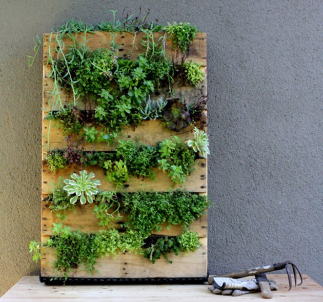 Creative Ways To Recycle Wooden Pallets (35)