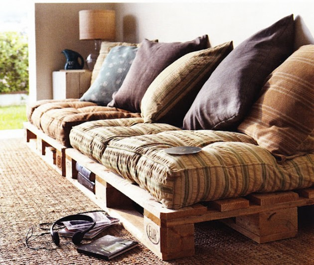 Creative Ways To Recycle Wooden Pallets (45)