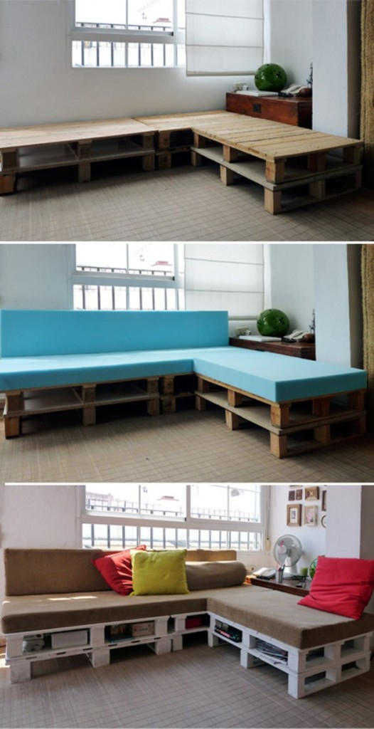 Creative Ways To Recycle Wooden Pallets (47)