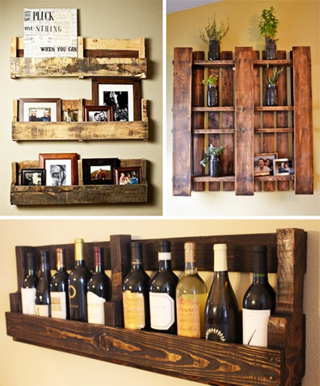 Creative Ways To Recycle Wooden Pallets (50)