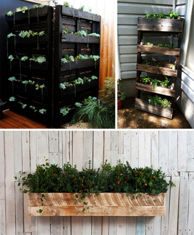 Creative Ways To Recycle Wooden Pallets (51)
