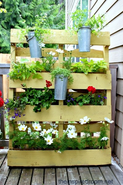 Creative Ways To Recycle Wooden Pallets (9)