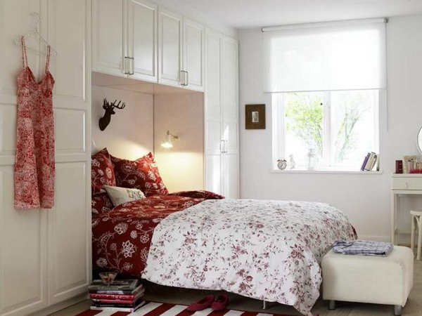 Make your small Bedrooms look bigger - 25 Ideas (11)