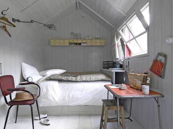 Make your small Bedrooms look bigger - 25 Ideas (12)