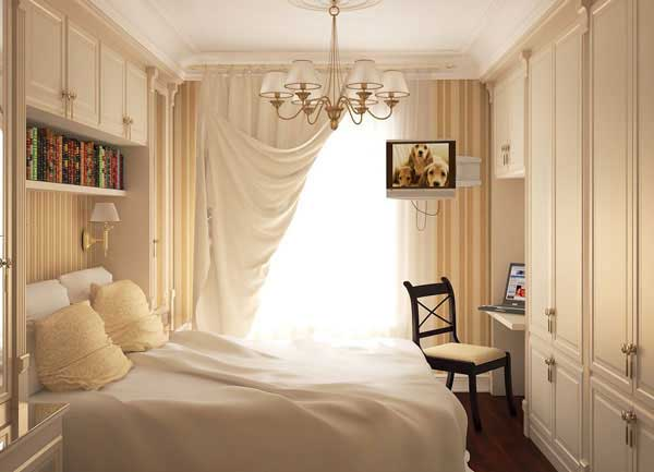 Make your small Bedrooms look bigger - 25 Ideas (13)