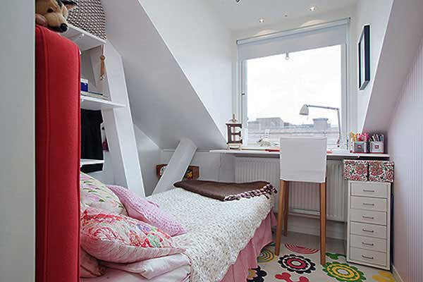 Make your small Bedrooms look bigger - 25 Ideas (17)