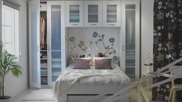 Make your small Bedrooms look bigger - 25 Ideas (20)
