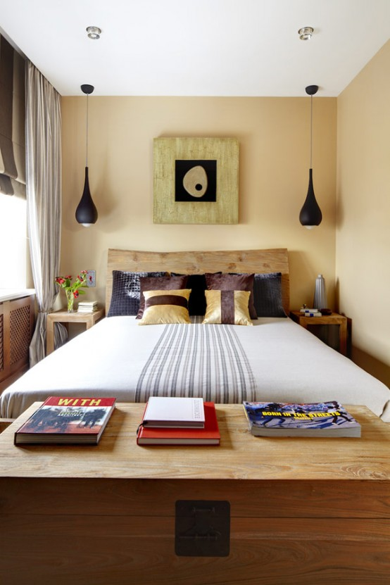 Make your small Bedrooms look bigger - 25 Ideas (21)