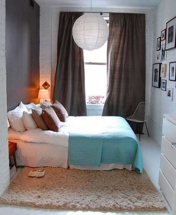 Make your small Bedrooms look bigger - 25 Ideas (5)