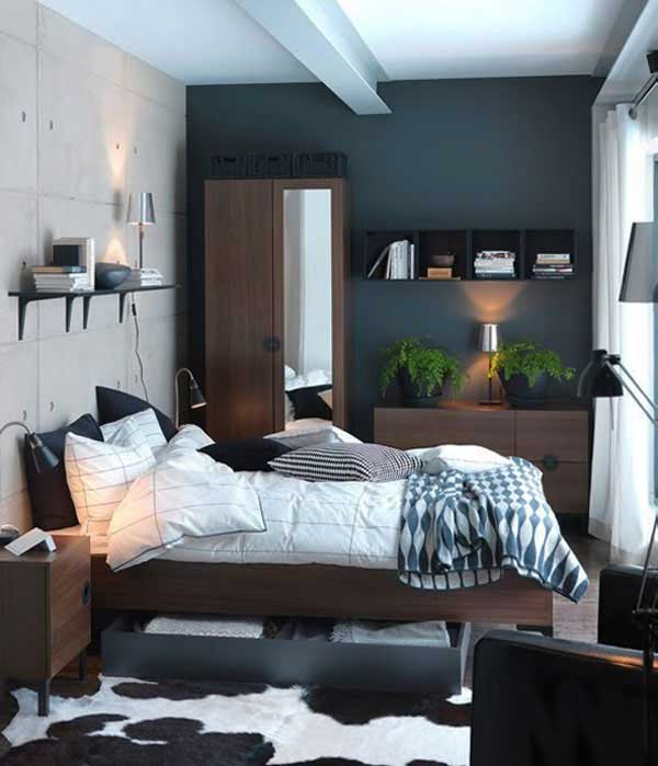 Make your small Bedrooms look bigger - 25 Ideas (6)