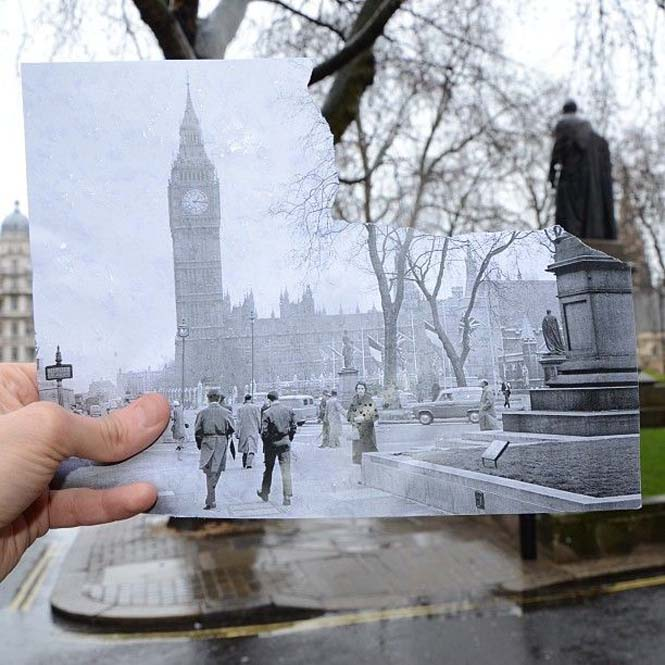 Comparing London Then And Now (12)