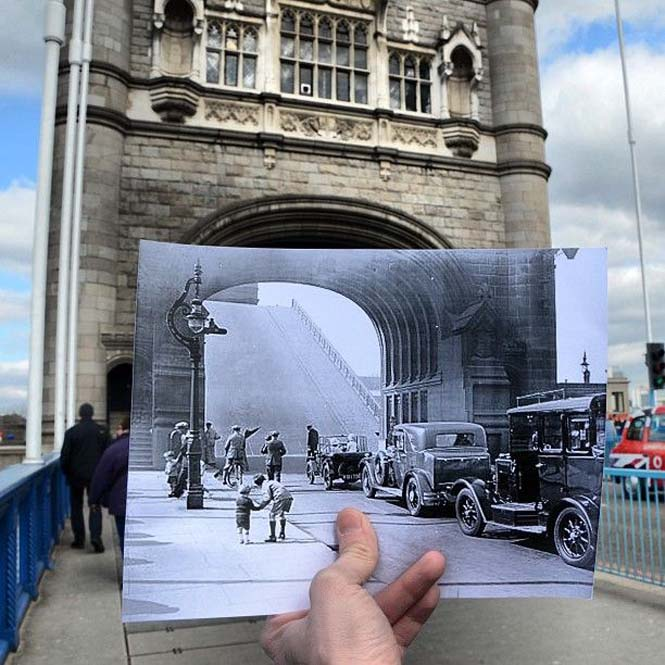 Comparing London Then And Now (13)