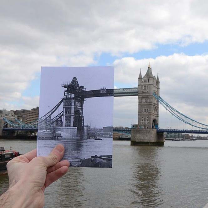 Comparing London Then And Now (4)