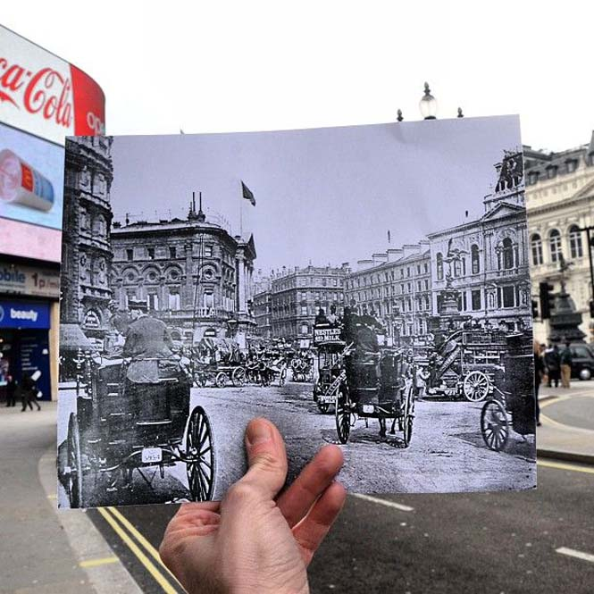 Comparing London Then And Now (6)
