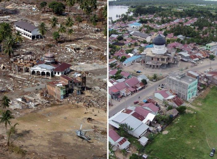 Devastating Indian Ocean tsunami, 10 years later (1)