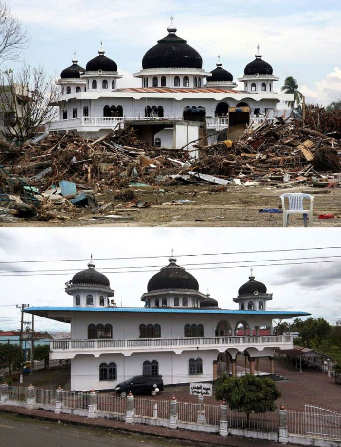 Devastating Indian Ocean tsunami, 10 years later (10)