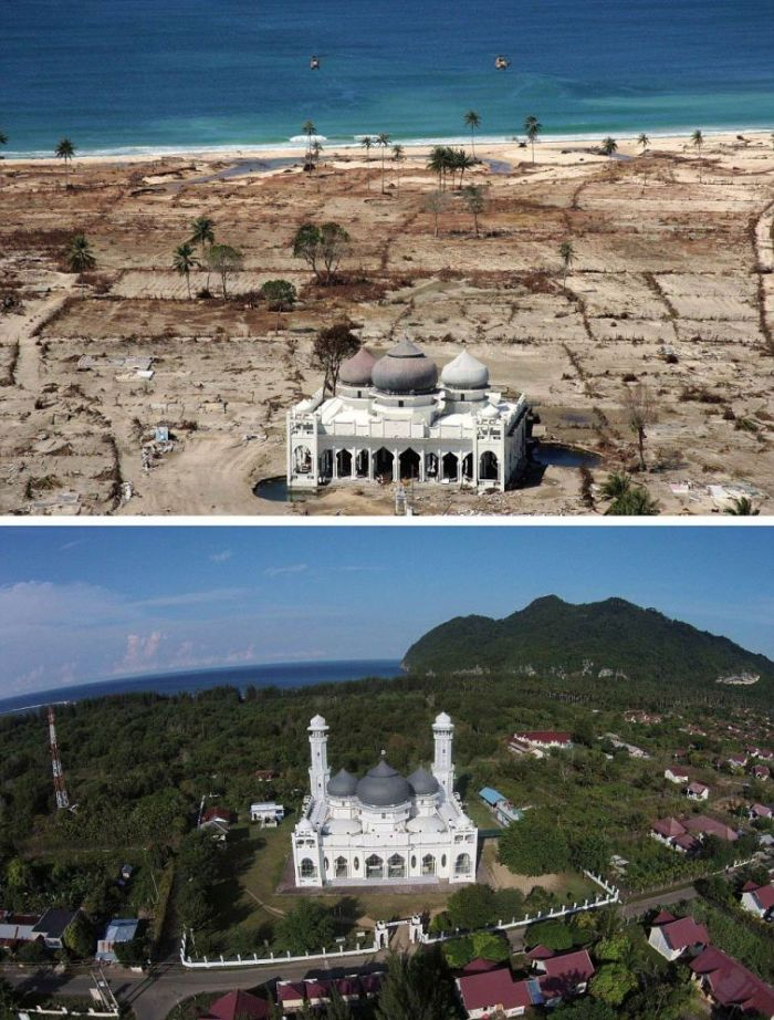 Devastating Indian Ocean tsunami, 10 years later (13)