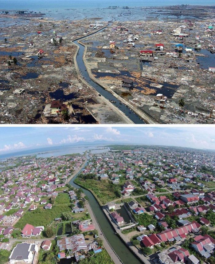 Devastating Indian Ocean tsunami, 10 years later (2)