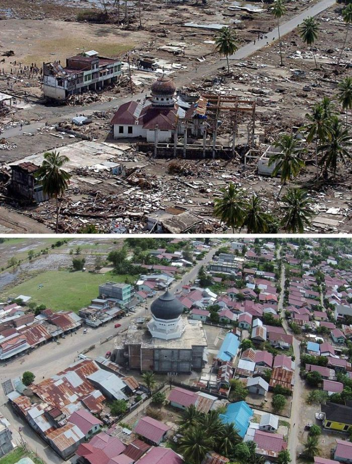 Devastating Indian Ocean tsunami, 10 years later (3)