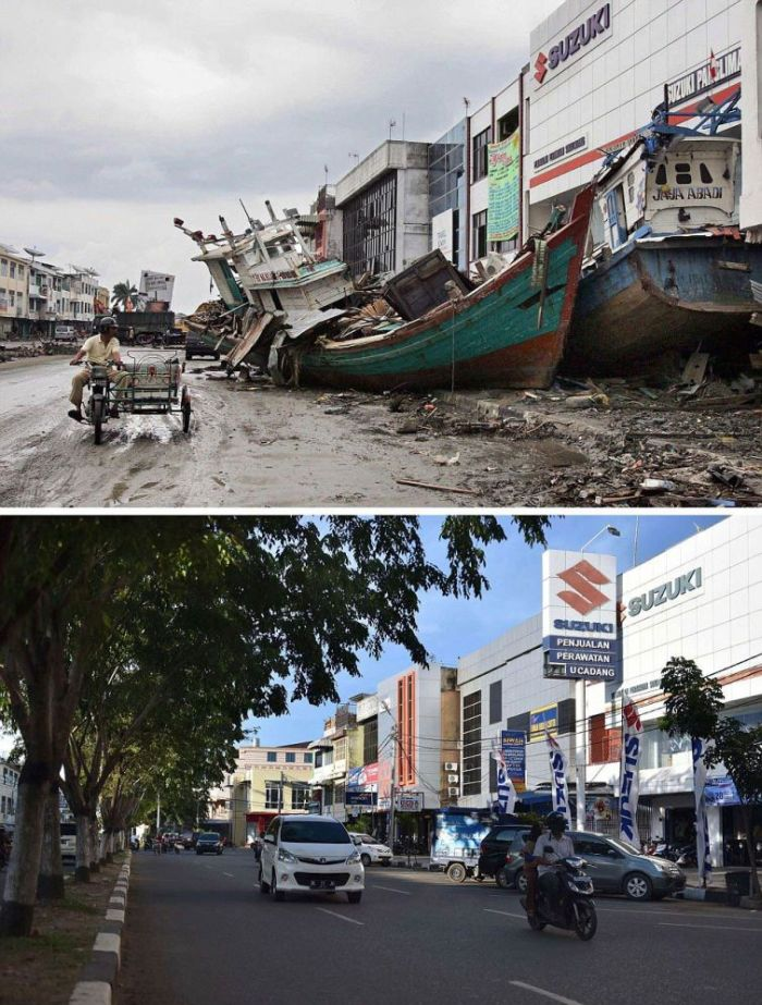 Devastating Indian Ocean tsunami, 10 years later (4)