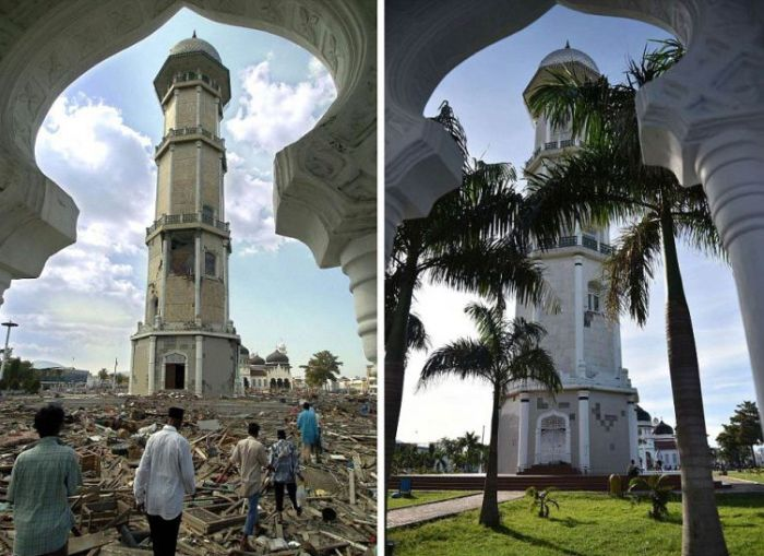 Devastating Indian Ocean tsunami, 10 years later (8)