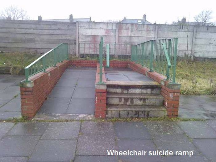 This ramp... Is it some sick joke